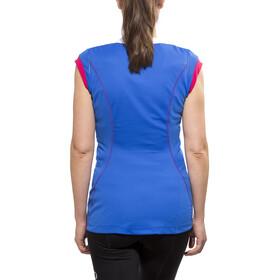 GORE RUNNING WEAR SUNLIGHT 4.0 Maglietta da corsa Donna blu